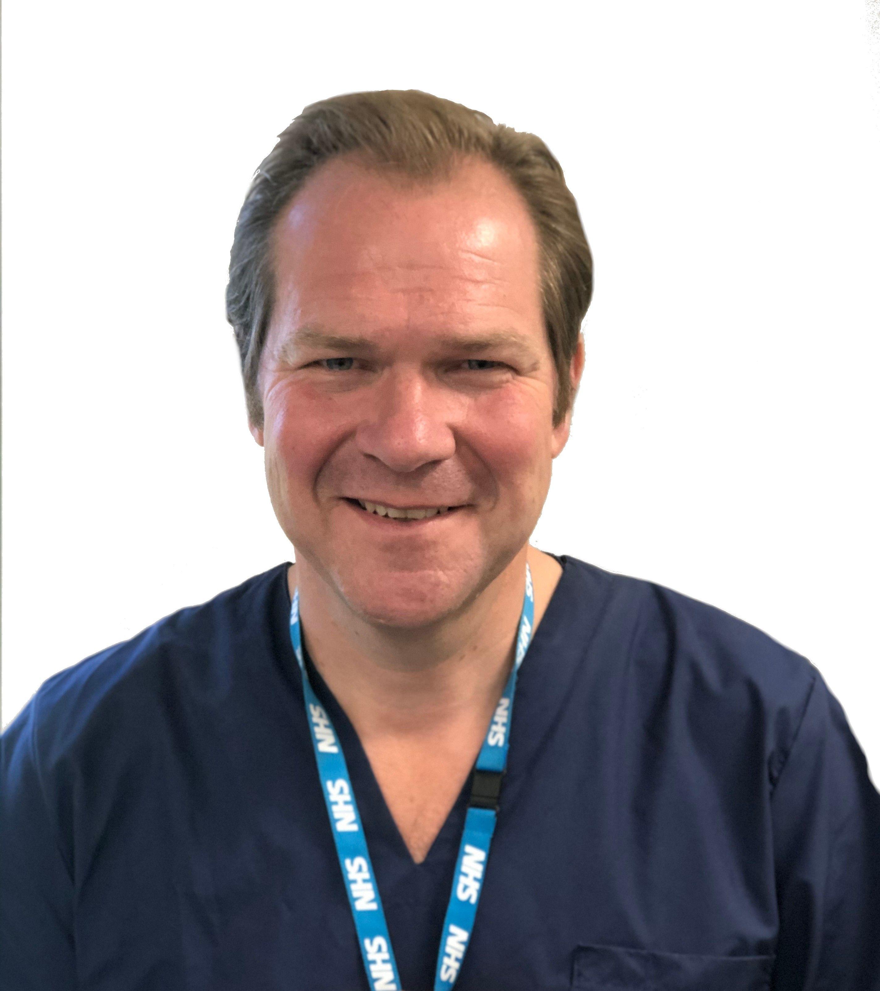 Dr Stephen Smith